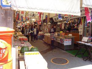 土佐久礼大正町市場